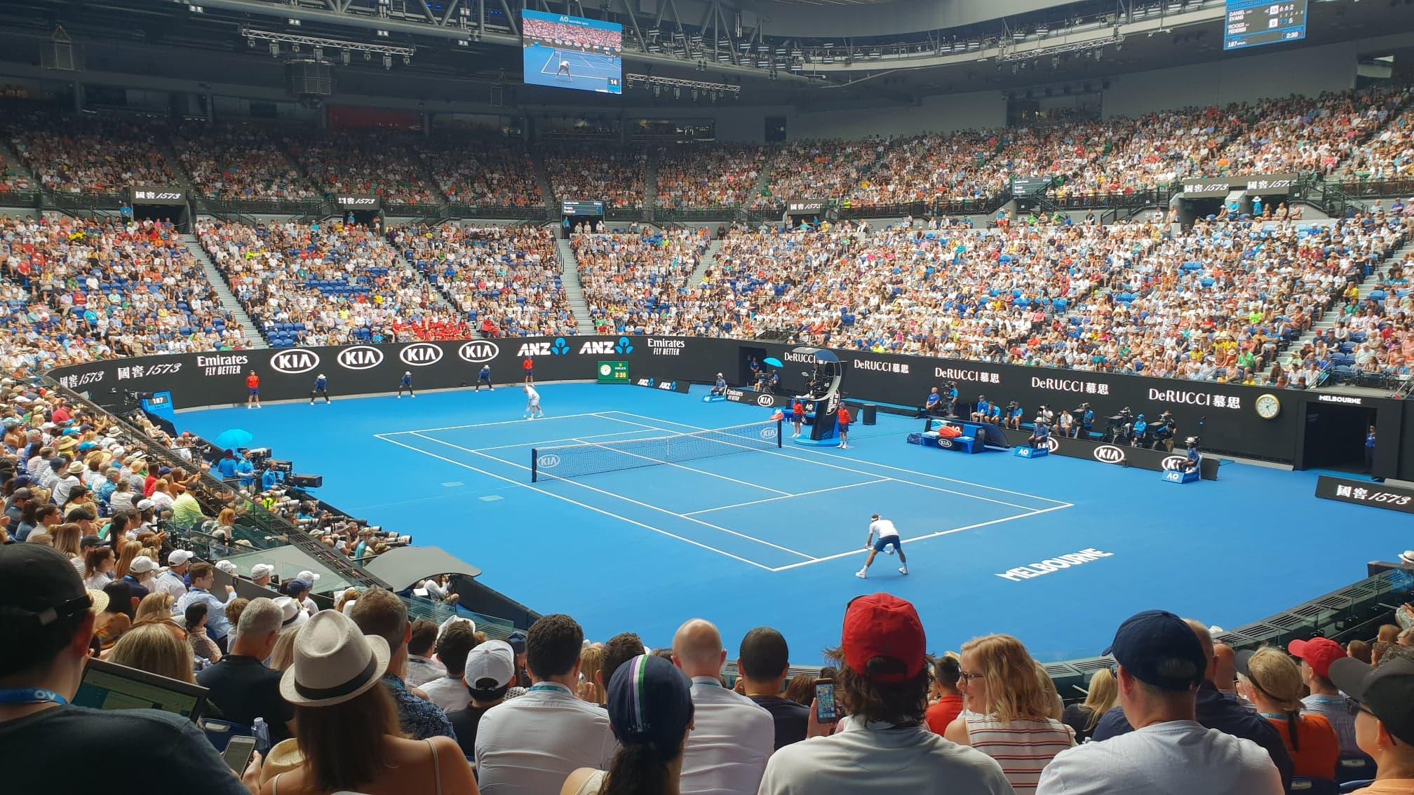 Suicide Tennis Australian Open 2020 Day 3 Oop On Post