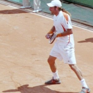 Nicolas Massu against Malisse