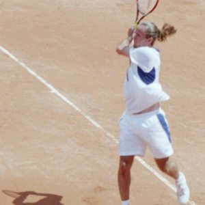 Xavier Malisse against Massu