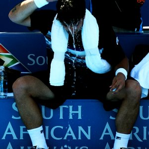 Tipsarevic cold shower