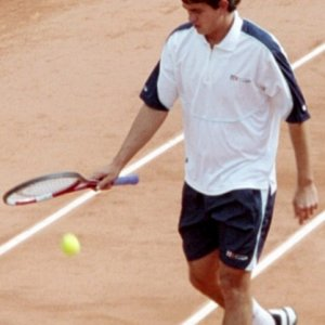 Guillermo Garcia-Lopez against Ferrer
