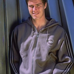 Photo Portrait for Adidas 2001