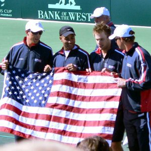 Sunday - Team USA Celebrates!