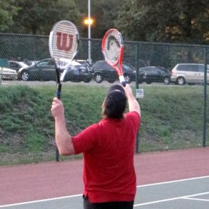 Two-Racket Tennis