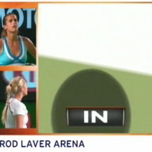Mauresmo vs Poutchkova, official review zoomed