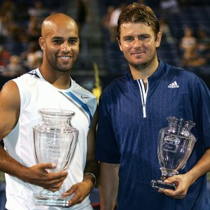 Mardy Fish & James Blake