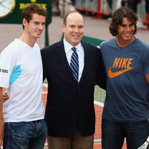 Rafael Nadal & Andy Murray
