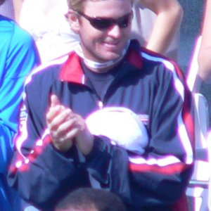 Friday - Mardy Fish During Opening Ceremony
